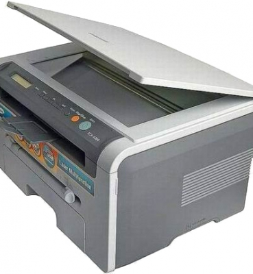 Замятие бумаги в принтере Samsung